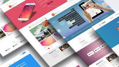 طراحی سایت خبری یا مجله خبری آنلاین