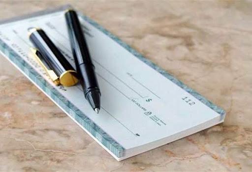 تصویر از چک های ثبت شده در سامانه صیاد
